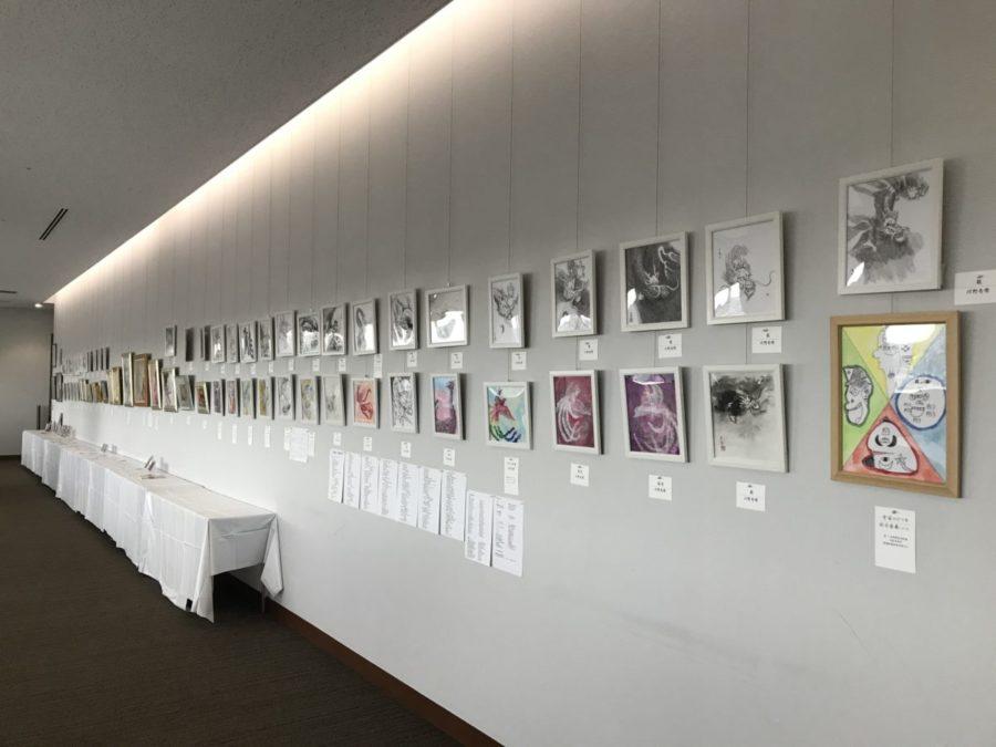 市役所14階市民ギャラリーの要望