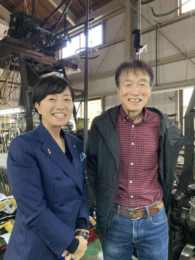 機屋でお茶会 尾州の歴史話付きに参加させて頂きました!